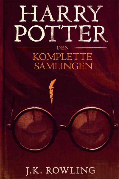 Harry Potter, den komplette samlingen