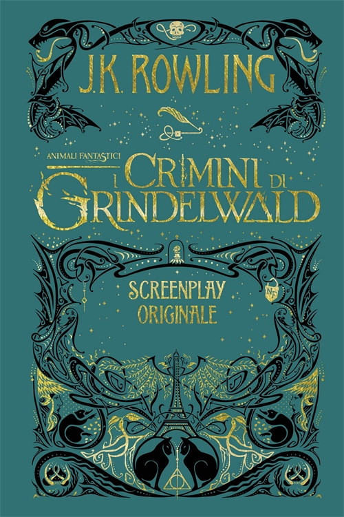 Animali Fantastici: I Crimini di Grindelwald - Screenplay Originale