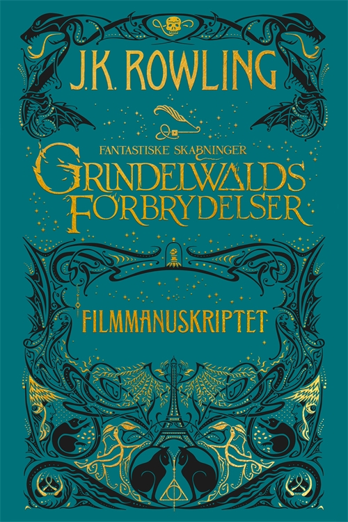 Fantastiske skabninger - Grindelwalds forbrydelser - Filmmanuskriptet