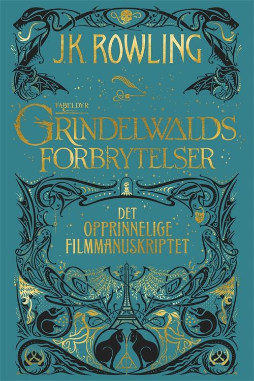 Fabeldyr: Grindelwalds forbrytelser. Det opprinnelige filmmanuskriptet