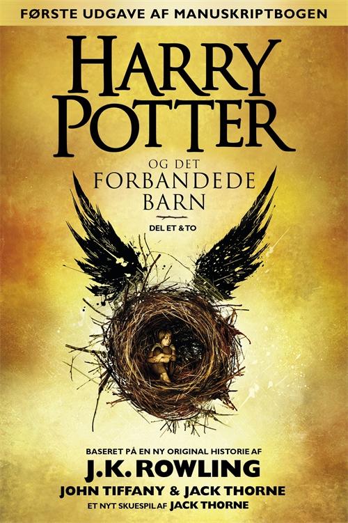 Harry Potter og det forbandede barn - Del et og to (Første udgave af manuskriptbogen)