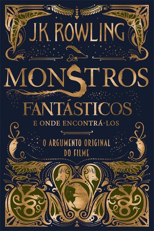 Monstros Fantásticos e Onde Encontrá-los: O Argumento Original