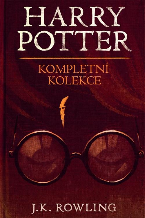 Harry Potter - kompletní kolekce