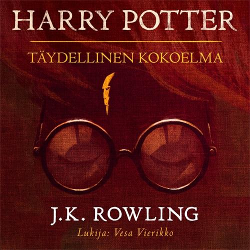 Harry Potter: täydellinen kokoelma (1-7)
